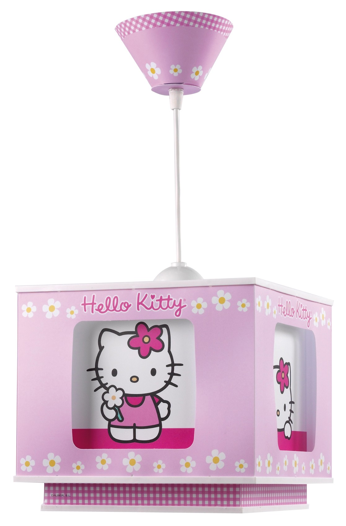 luminaire hello kitty luminaire hello kitty chambre d 39 enfant lustre enfant. Black Bedroom Furniture Sets. Home Design Ideas