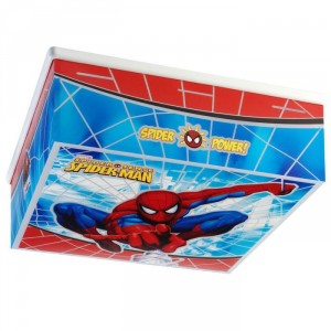 Applique murale spiderman