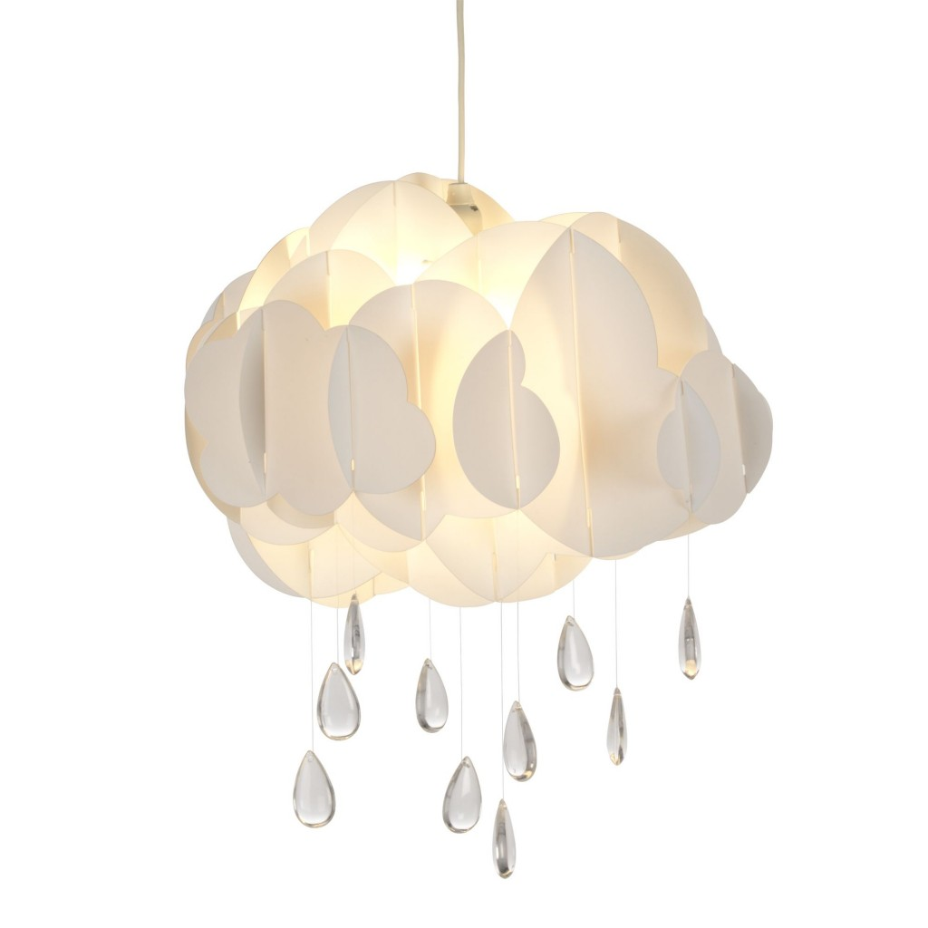 Comment faut il clairer la chambre de son enfant nos for Lustre suspension design
